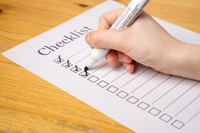 The Most important Sales Checklist for every Entrepreneur!